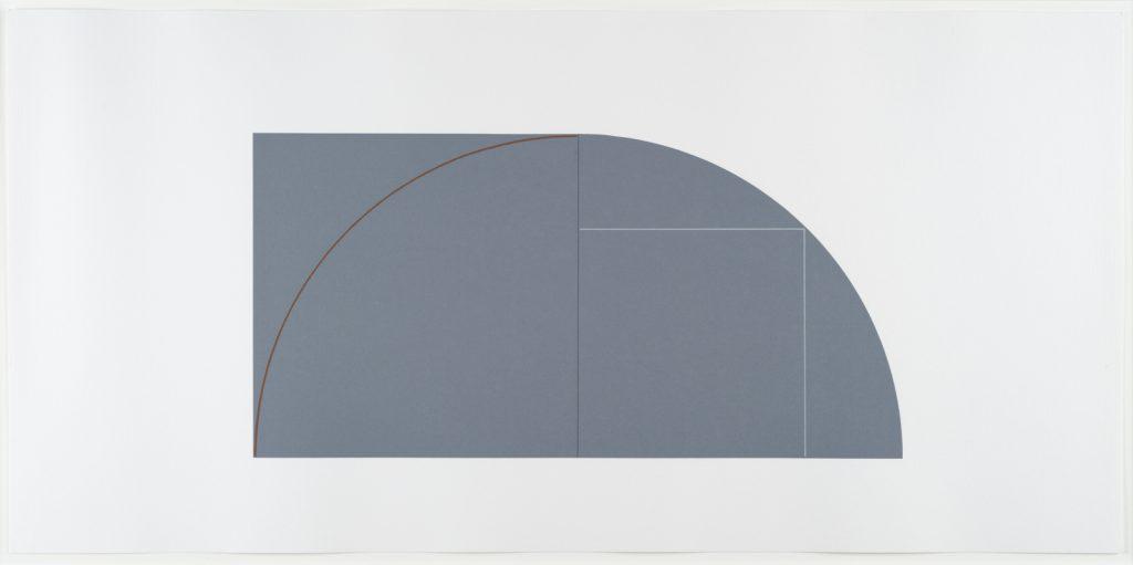 "Robert Mangold, ""A Book of Silkscreen Prints: Multiple Panel Paintings,"" 1973-76, 1992, Silkcreen, Blanton Museum of Art, The University of Texas at Austin, Bequest of John A. Robertson, 2018"