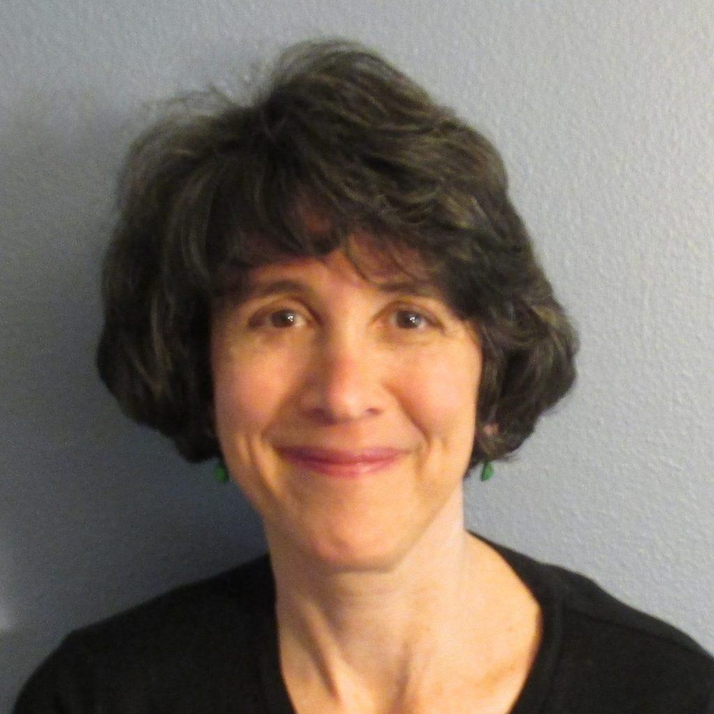 Headshot of Dr. Karen Fingerman.